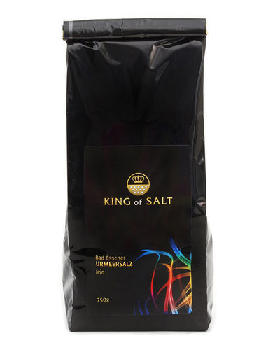 King of Salt Salz, fein, 750 g