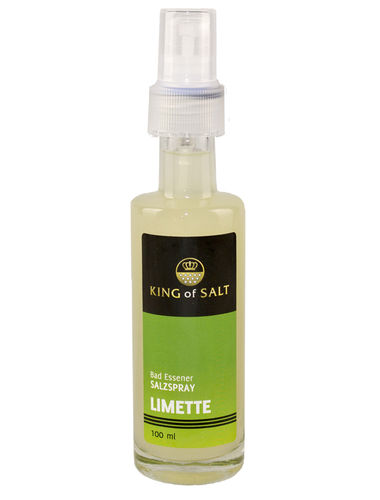 King of Salt Salzspray Limette, 100 ml