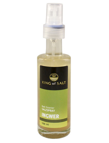 King of Salt Salzspray Ingwer, 100 ml