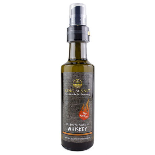King of Salt Salzspray Whiskey, 100 ml