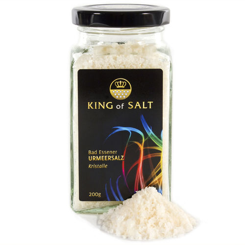 King of Salt Kristallsalz, 200 g