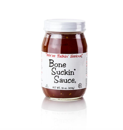 Bone Suckin´ Sauce Regular, BBQ Sauce, Ford´s Food, 473 ml