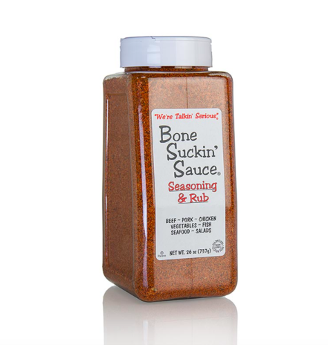 Bone Suckin´ Seasoning & Rub´ Regular, BBQ Gewürzzubereitung, pikant, Ford´s Food, 737g