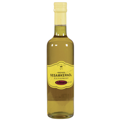 Culinaria Natives Sesamöl, 500 ml