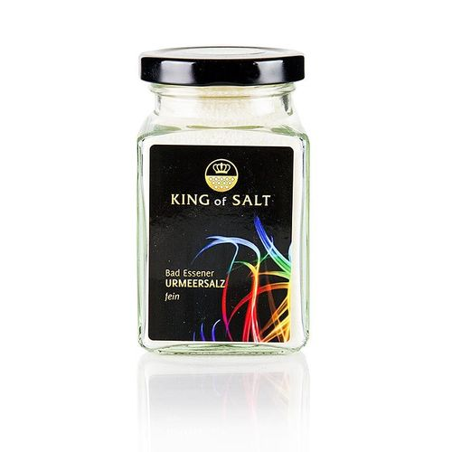 King of Salt - Bad Essener Urmeersalz, fein, 225 g