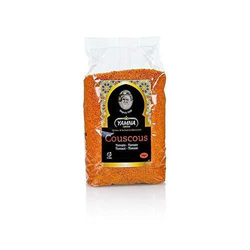 Cous-Cous, fein, mit Tomate, Yamna, 1 kg