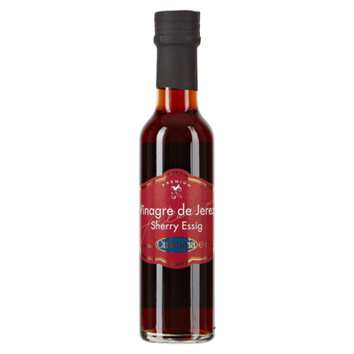 Sherry Essig, Culinaria, 250 ml