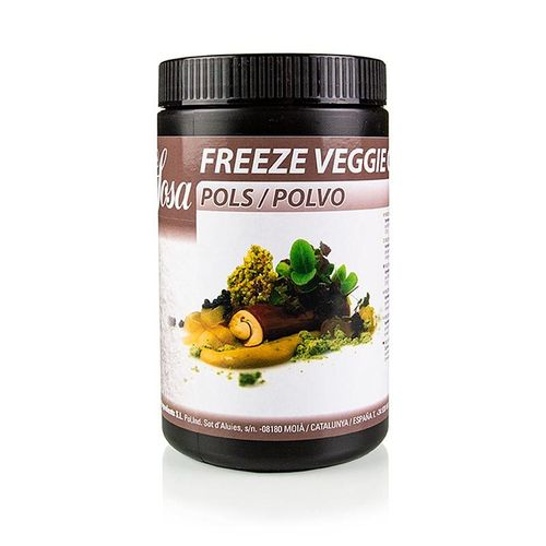 Freeze Veggi-Gel, Transparente Gelatine und frostsicher, 500 g